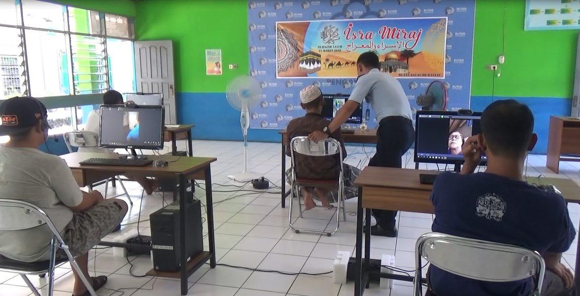Rumah Tahanan Negara Kelas IIB Rantau Kabupaten Tapin