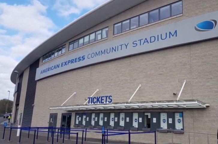 Stadion Milik Brighton & Hove Albion Diubah Jadi Tempat Tes Corona