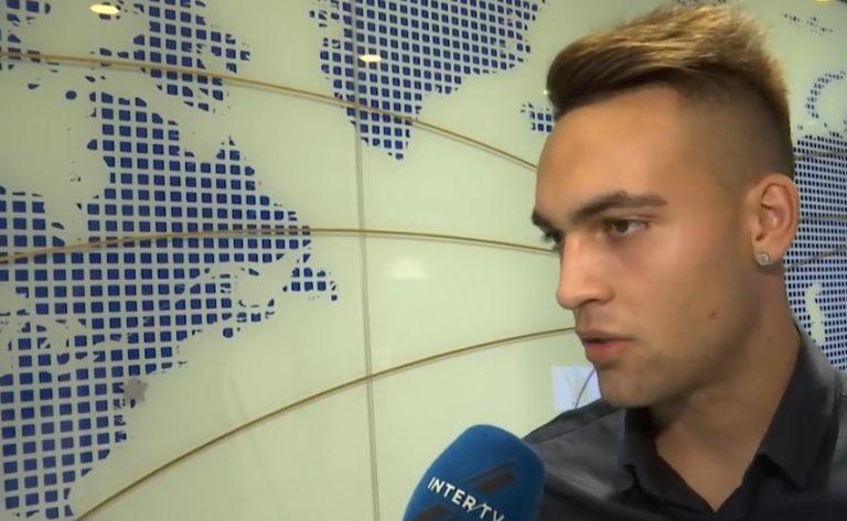 Bintang Muda Inter Milan Lautaro Martinez Sumbang APD