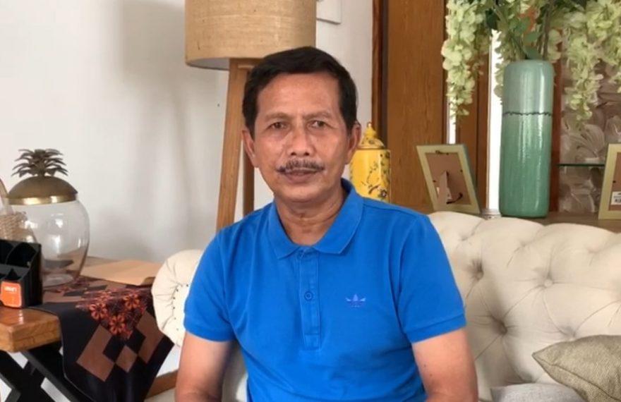 Djajang Kepala pelatih Barito Putera