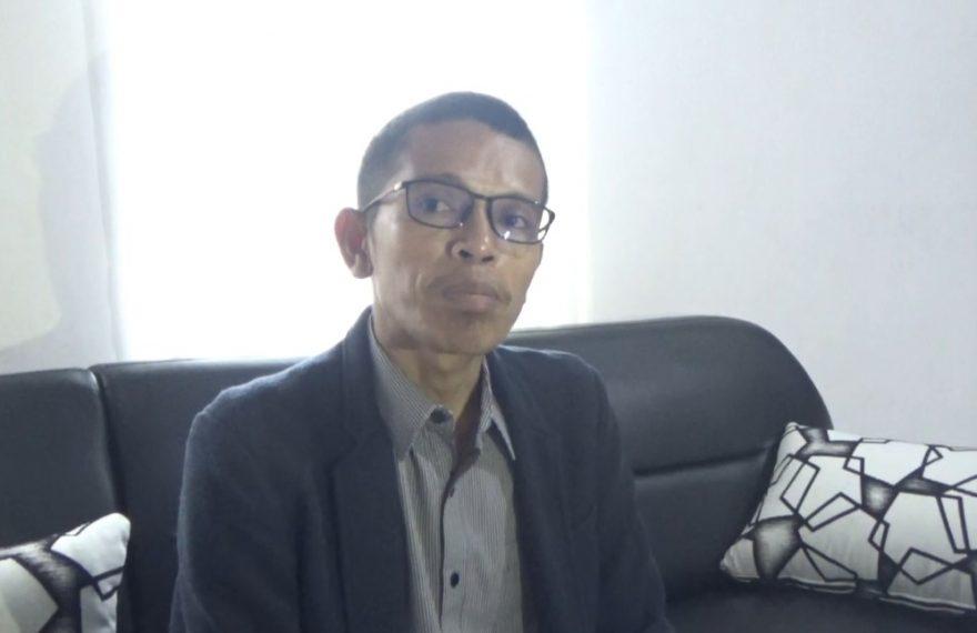 Edy Ariansyah, komisioner KPU Kalsel