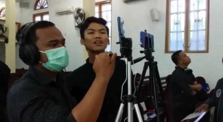 Gereja GPIB Effata Banjarbaru Gelar Jumat Agung Lewat Streaming