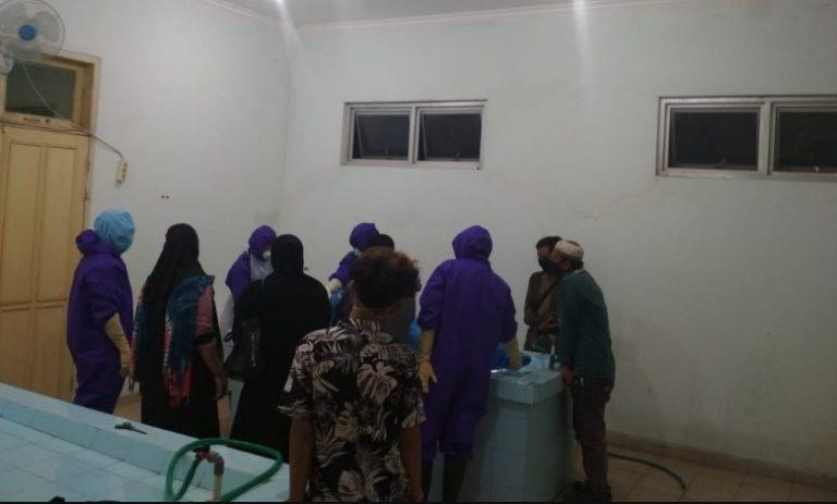 Satu Pasien PDP di Martapura Meninggal Dunia
