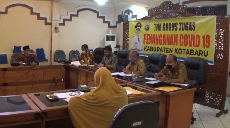 Kekurangan APD, Nakes di Kotabaru Rangkap Baju dan Masker