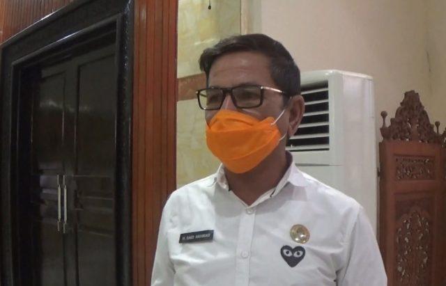 Said Akhmad, sekretaris daerah Kotabaru
