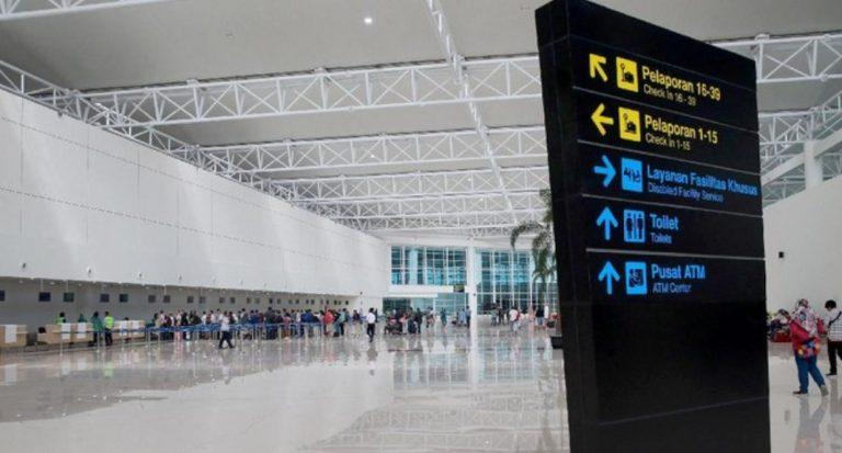 Bandara Syamsudin Noor Layani Lima Penerbangan per Hari