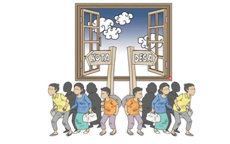 Urbanisasi Diprediksi Tambah Jumlah Penduduk Penajam