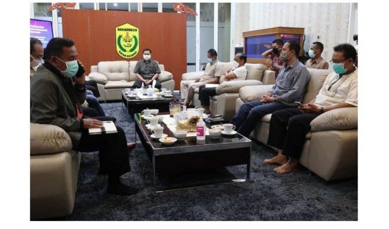 Ibnu Sina Luruskan Isu New Normal di Banjarmasin