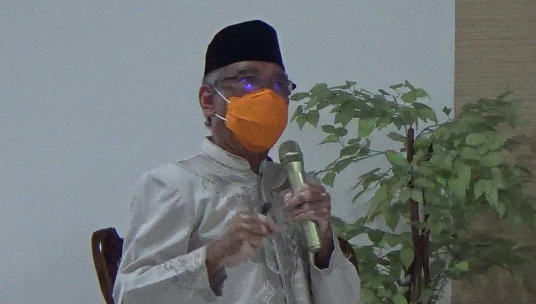 Ahli Epidemiologi Dokter Dharma Putra