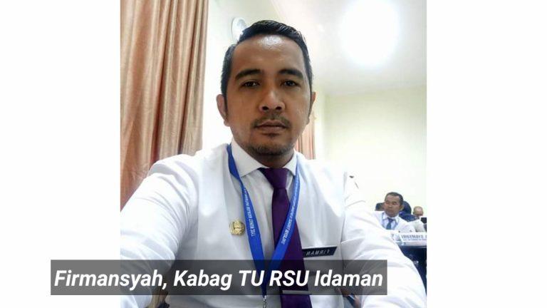 """Pasutri Pasien Reaktif Rapid Test di RSU Idaman Banjarbaru """"Kabur"""" dari Ruang Isolasi"""