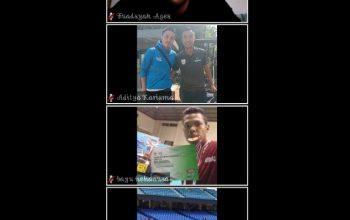Coach Edy Gelar Diskusi Futsal Secara Virtual