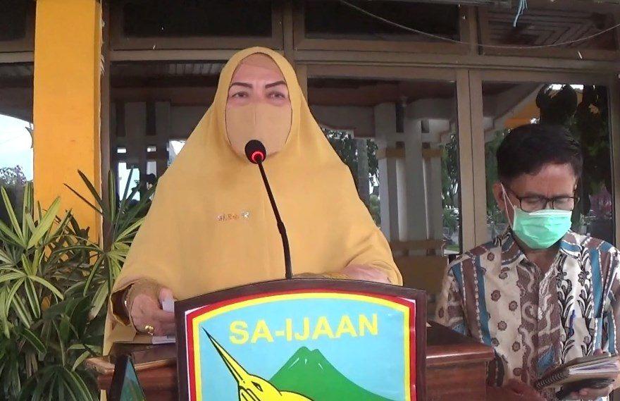 Ernawati PLT Kepala Dinkes Kotabaru