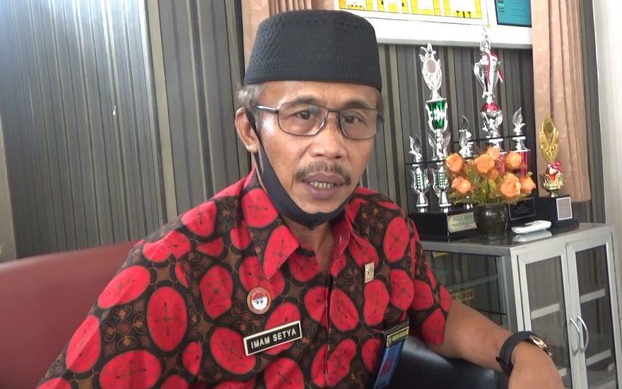 Imam Setya Gunawan Kalapas kelas IIA Banjarmasin