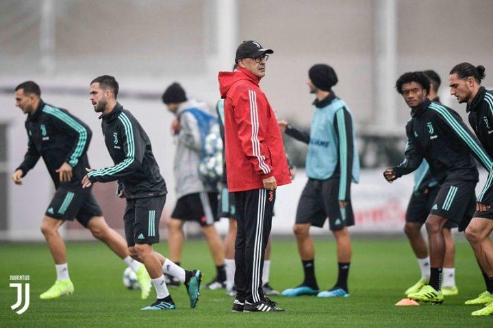 Juventus Mulai Latihan, Ronaldo Belum Bisa Gabung (Sumber foto : Okezone)