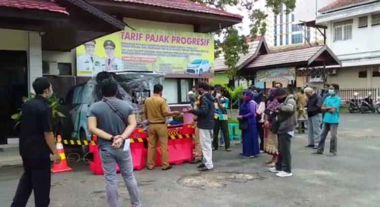 Kantor UPT Samsat Martapura