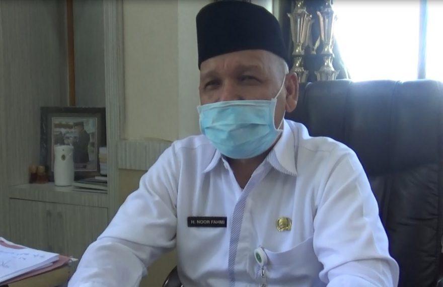 Kementrian Agama Kalimantan Selatan Noor Fahmi