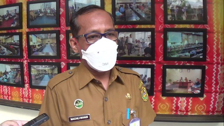 Machli Riyadi ketua Tim Gugus Tugas Banjarmasin