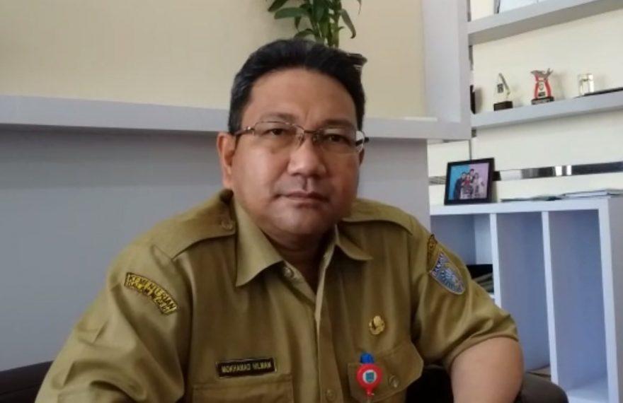 Mokhammad Hilman ketua gugus tugas covid- 19 Banjar