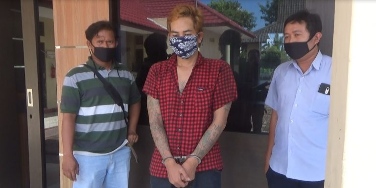 Napi Asimilasi Corona Kembali Dijebloskan ke Penjara