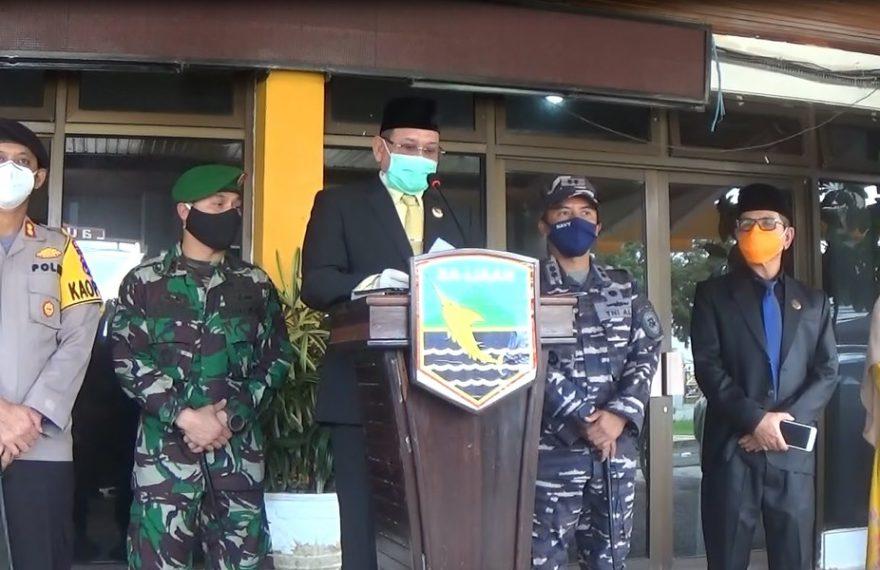 Sayed Jafar Al Idrus Bupati Kotabaru