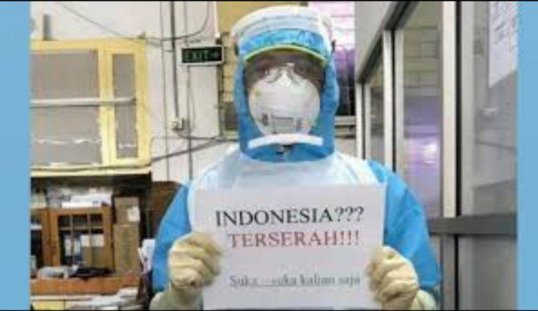Indonesia Terserah Viral, Ketua PPNI Banjarmasin: Ini Keadaan Melelahkan
