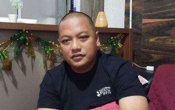 Sekretaris Umum Persatuan Dayung Kalimantan Selatan Donny Achdiyat
