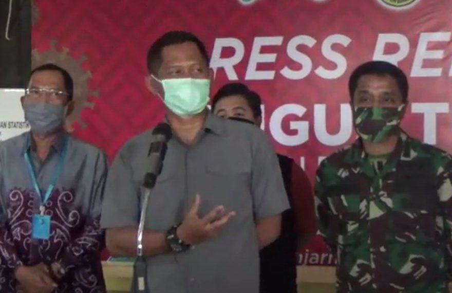 Wakapolresta Banjarmasin AKBP Sabana Atmojo
