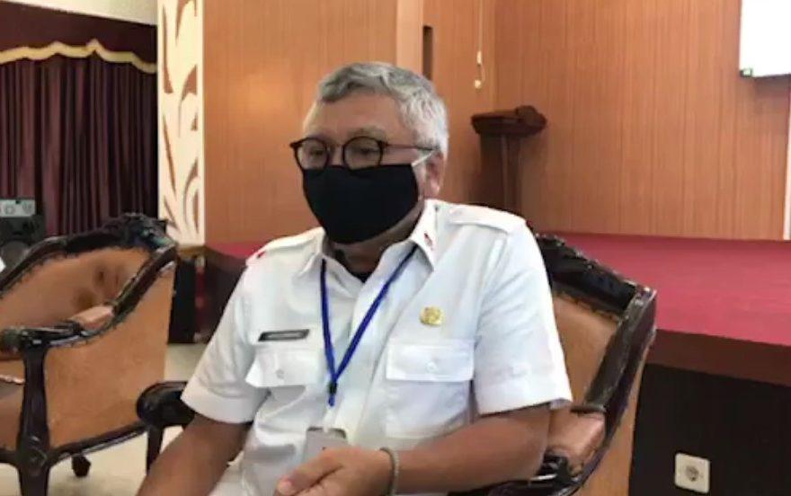 Abdul Haris Makie Sekda Provinsi Kalsel