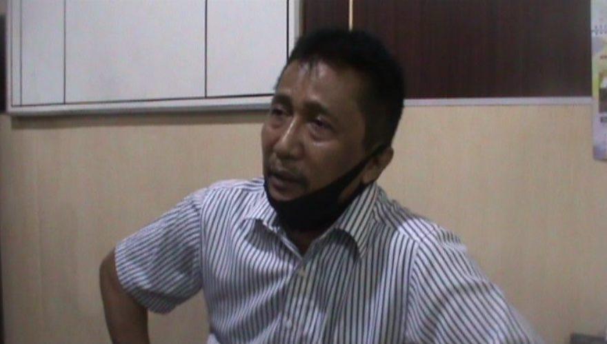 Wakil ketua komisi II DPRD, Bambang Yanto Permono