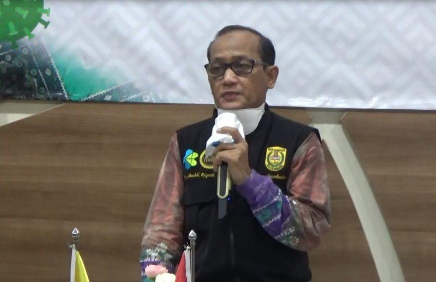 Machli Riyadi Kepala Dinas Kesehatan Kota Banjarmasin