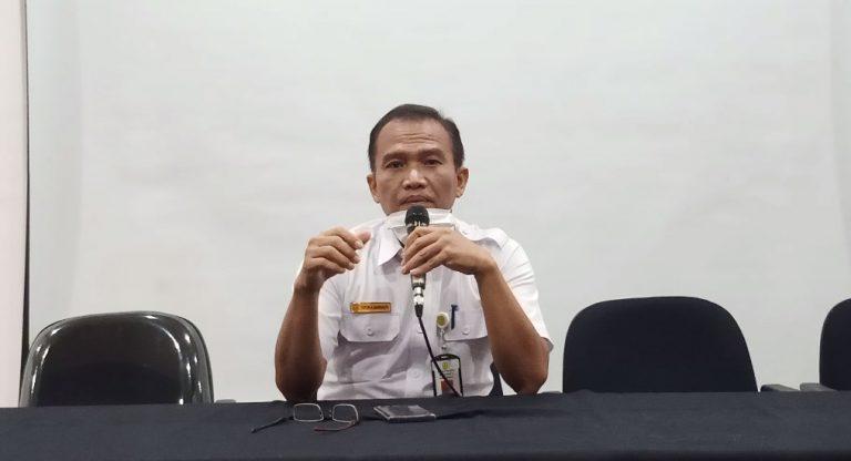 kepala Dinas Pendidikan kota Banjarmasin Totok Agus Daryanto