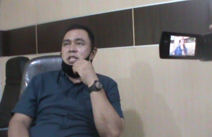 Ketua komisi III DPRD Banjarmasin, M Isnaini