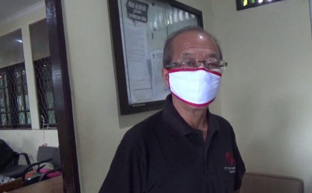 manajer operasional PT Wilson Lautan Karet Halim Hidayat