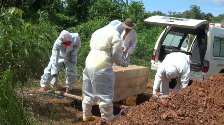 Mei 2020, 1 Pasien Terkonfirmasi Covid-19 & 5 Orang Reaktif Meninggal Dunia di Tanah Bumbu
