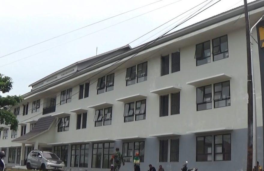 bangunan Rusunawa