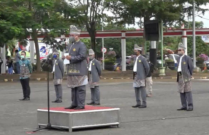 Wali kota pimpin harjad Banjarbaru