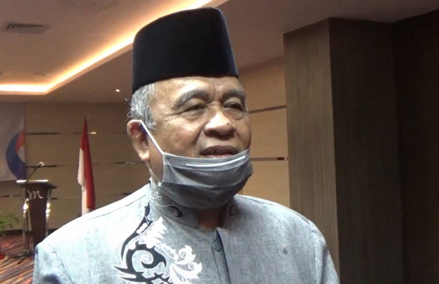 Abdul Hafiz Anshari, wakil ketua MUI kalsel