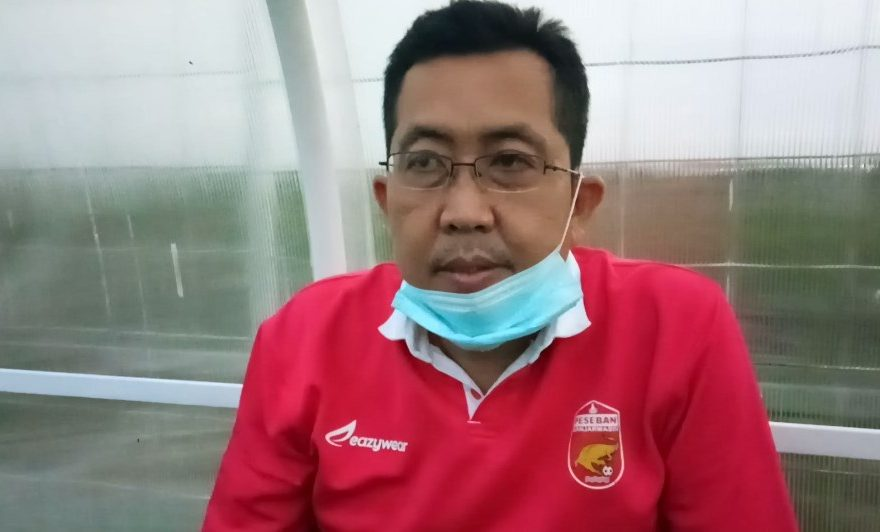 Arief Inayatullah Manager Peseban