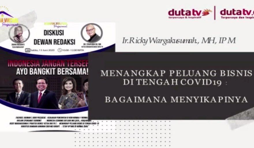 Indonesia menuju New Normal