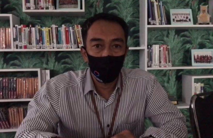 Ketua Ombudsman Kalimantan Selatan Noorhalis Majid