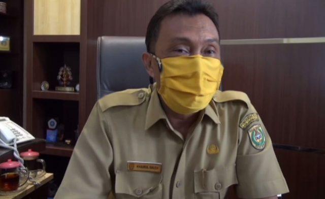 Khairul Saleh Kepala Disdukcapil Kota Banjarmasin