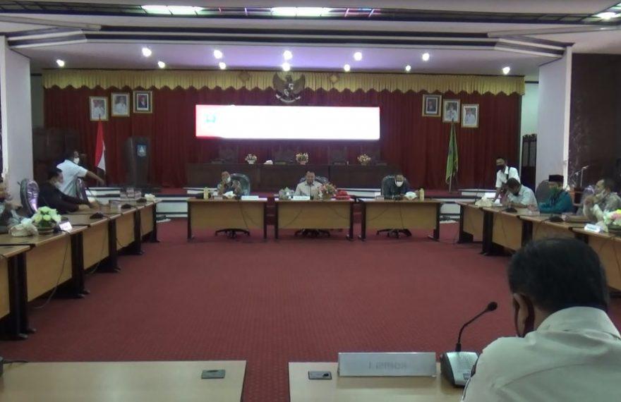 Komisi I dewan Kabupaten Banjar berkunjung ke HSS