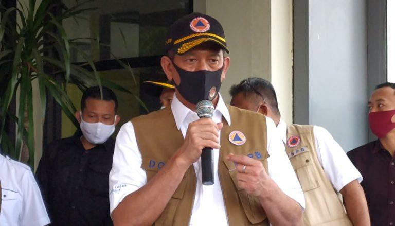 Letjen Doni Monardo Ketua Tim GTPP Pusat
