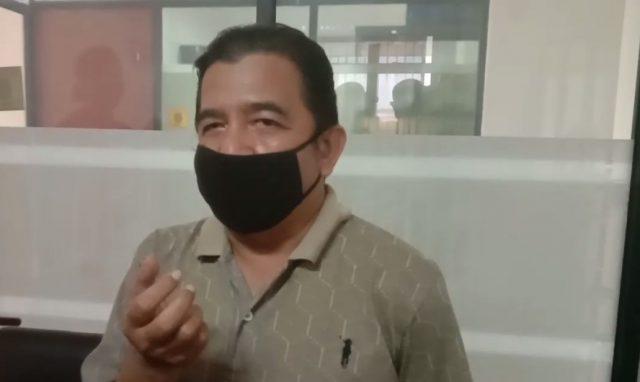 M. Syafrudin Akbar Komisioner KPU Banjarmasin.