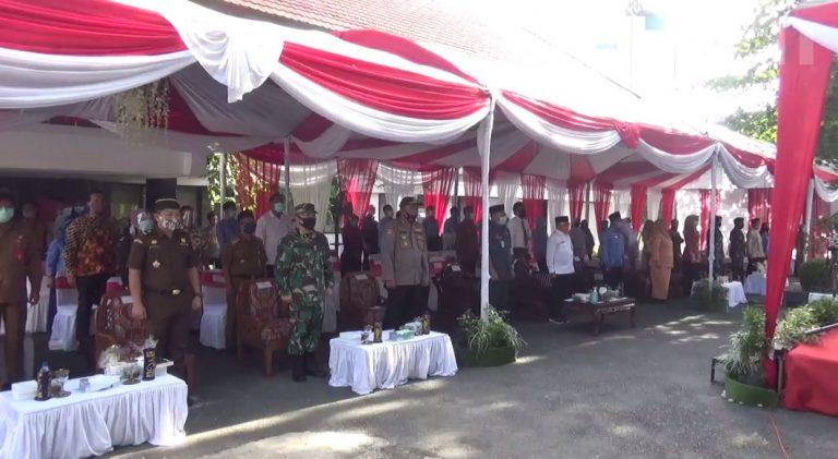 Peringatan Harganas di Kalimantan Selatan