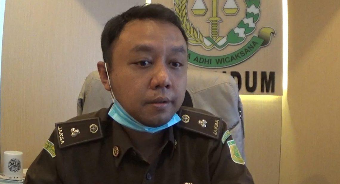 kasi pidum Kejaksaan Negeri Banjarmasin, Denny Wicaksono