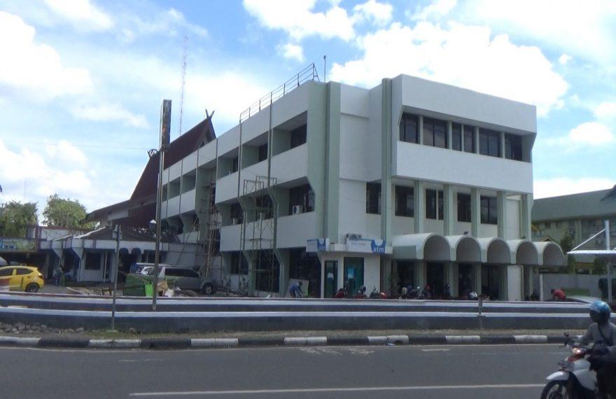 Hotel Batung Batulis dalam renovasi