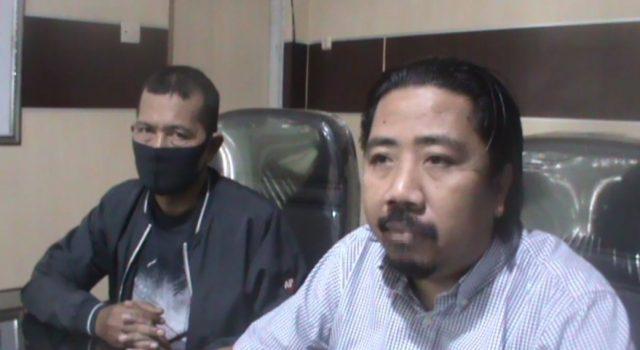 M. Faisal hariyadi (kanan)Anggota DPRD Banjarmasin