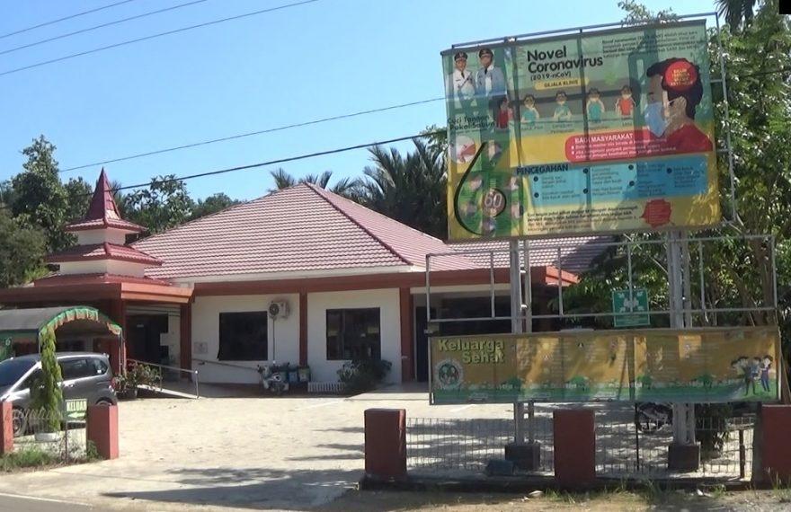 Puskesmas Kalumpang dibuka kembali