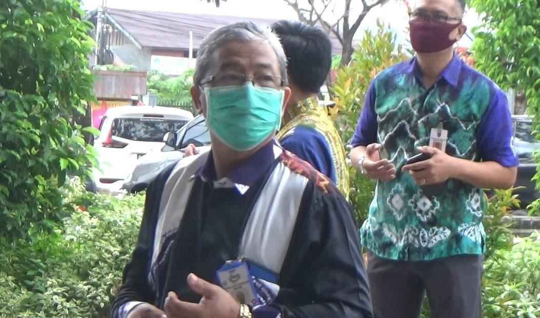 Syaiful Bahri, salah satu tenaga medis yang sembuh